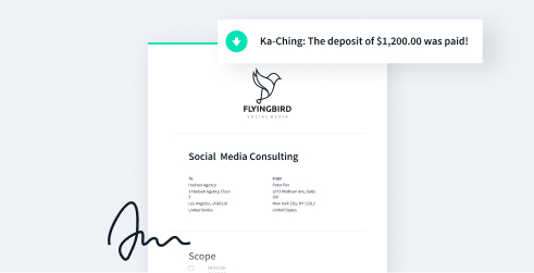 Use AND.CO to Create and Send Your Proposal