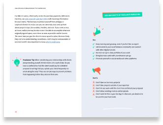 freelance marketing ebook